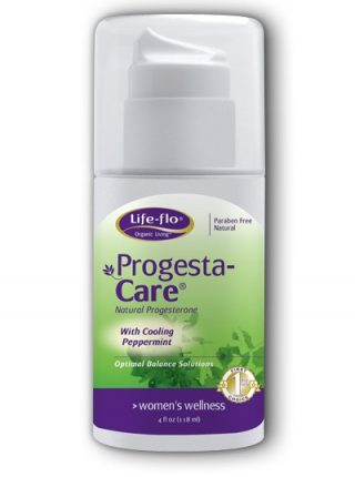 Progesta-Care Cooling Peppermint - 4 oz - Life-flo - 645951838458