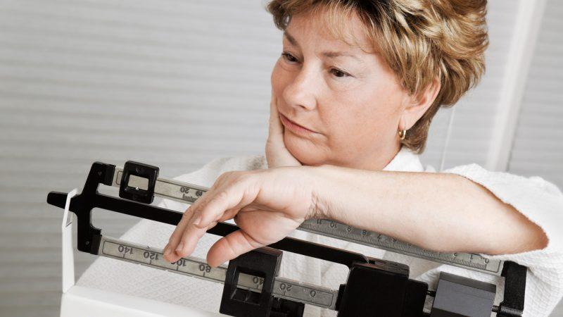 Menopause Weight Gain, Symptoms of Hormonal Imbalance