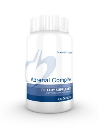 Adrenal Complex 240 capsules - designs for health