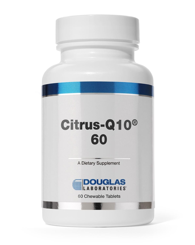 Citrus-Q10™ 60 - 60 Chewable Tabs - Douglas Labs