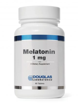 Melatonin (1mg) - 60 Tablets - Douglas Labs
