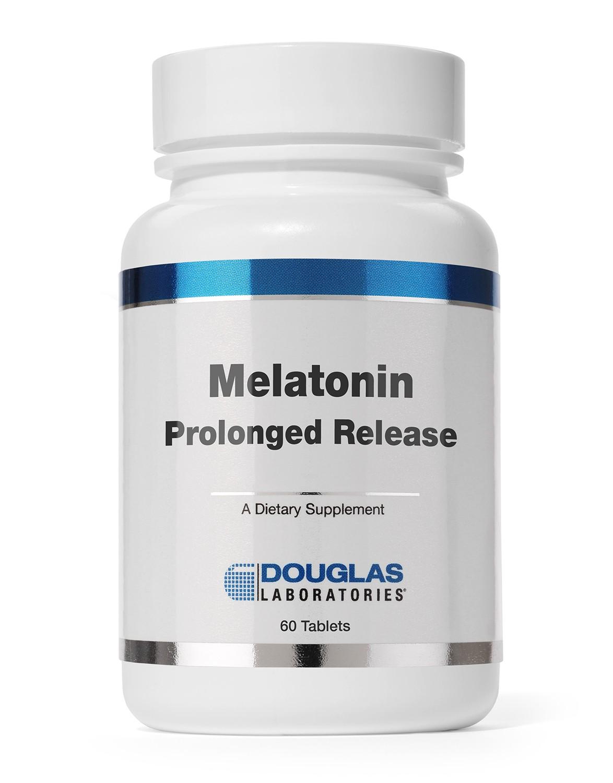 Melatonin Prolonged Release - 60 Tablets - Douglas Labs