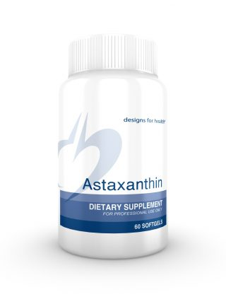 Astaxanthin 60 softgels | designs for health