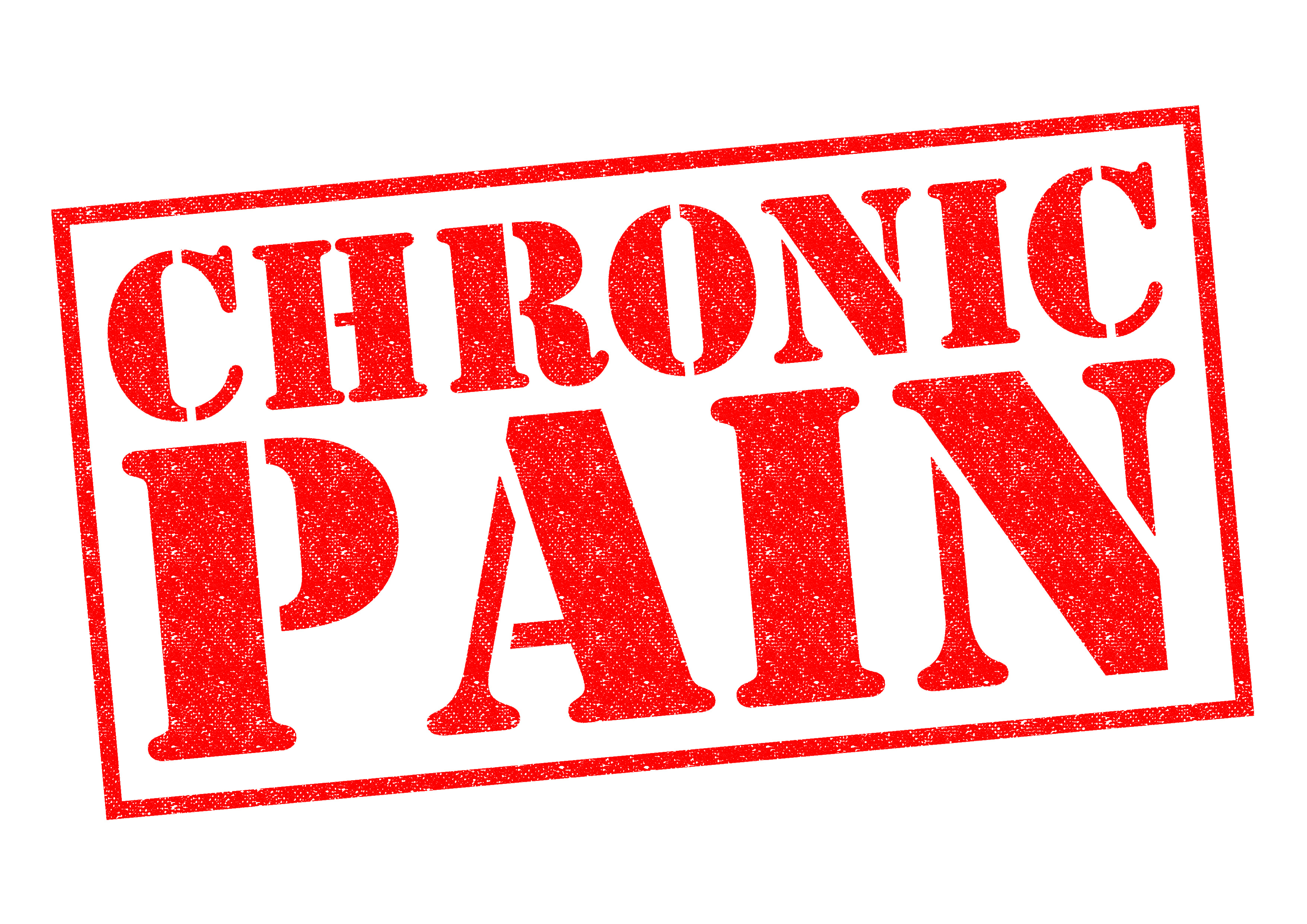 CHRONIC PAIN—CONDITIONS, CAUSES AND TREATMENT