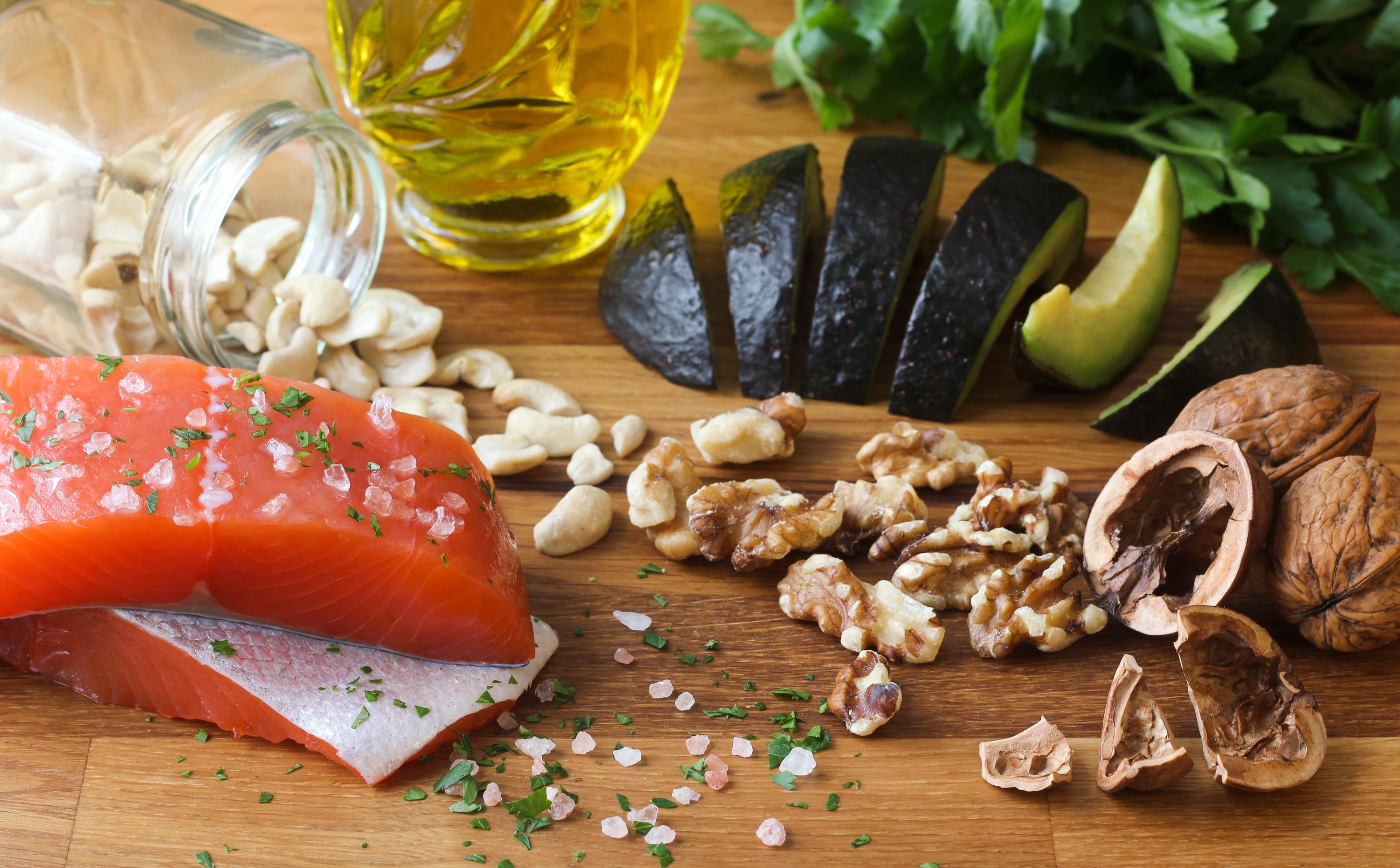Znalezione obrazy dla zapytania omega acid food