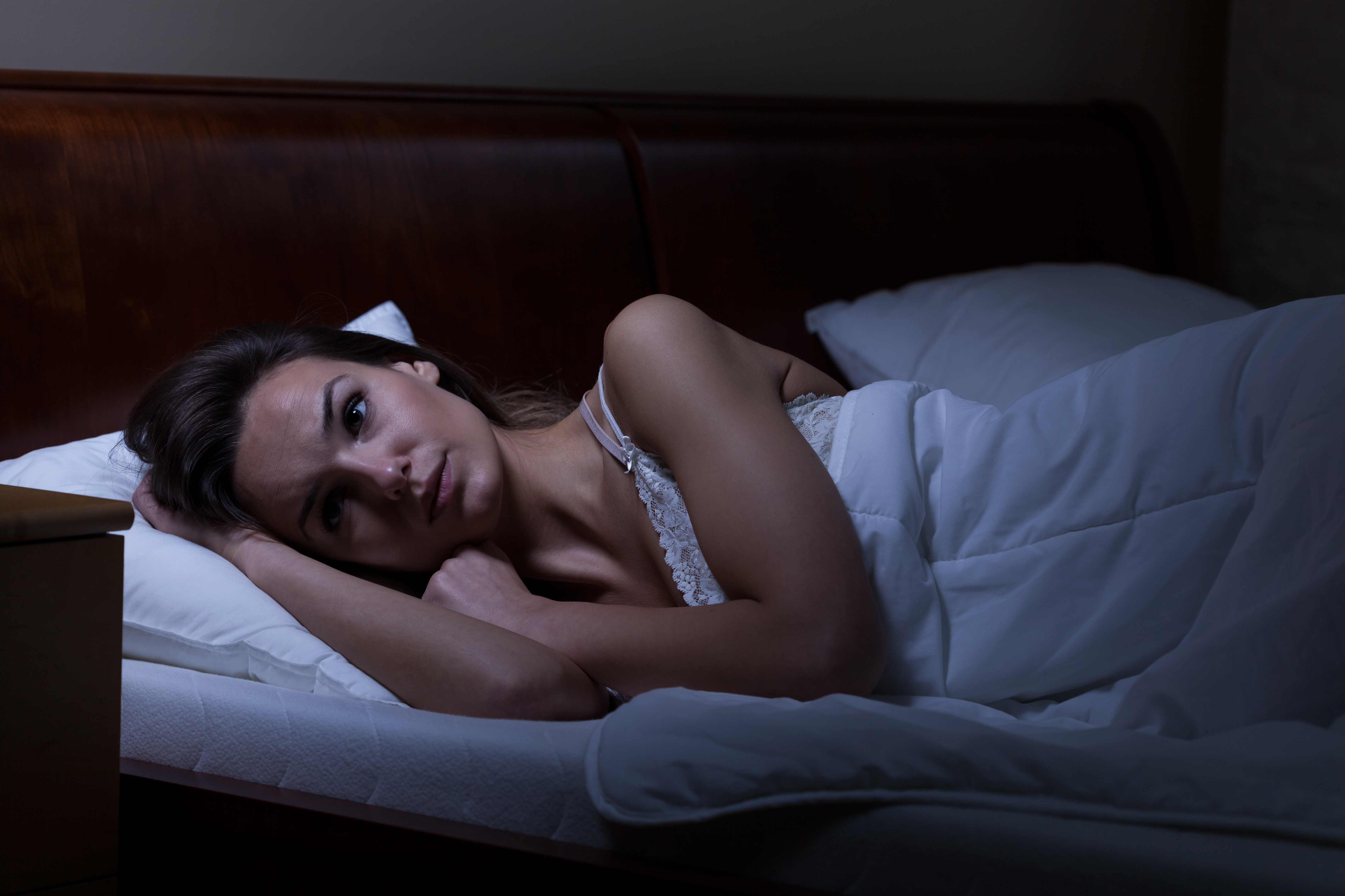 Sleeplessness in Perimenopause—Possible Causes and Solutions