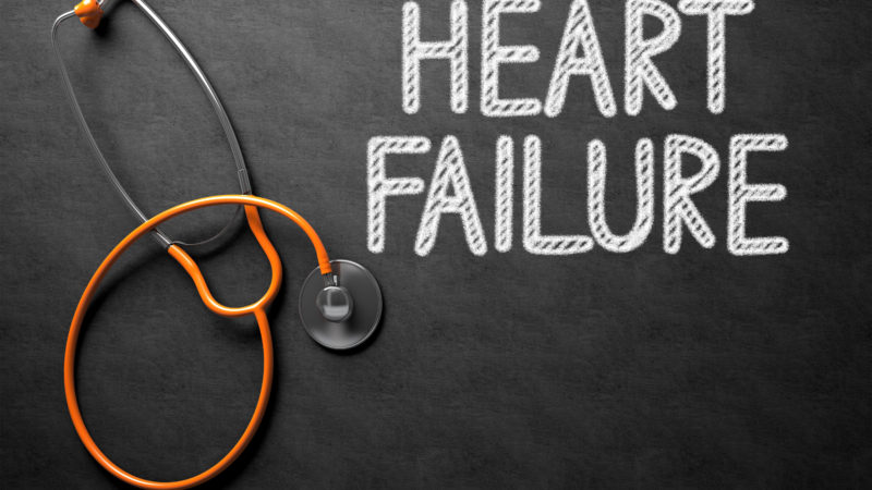 Heart Failure—Types, Symptoms, Causes and Treatments