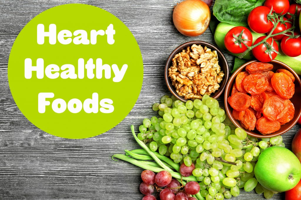 22 Heart Healthy Foods to Fuel Your Cardiac Diet