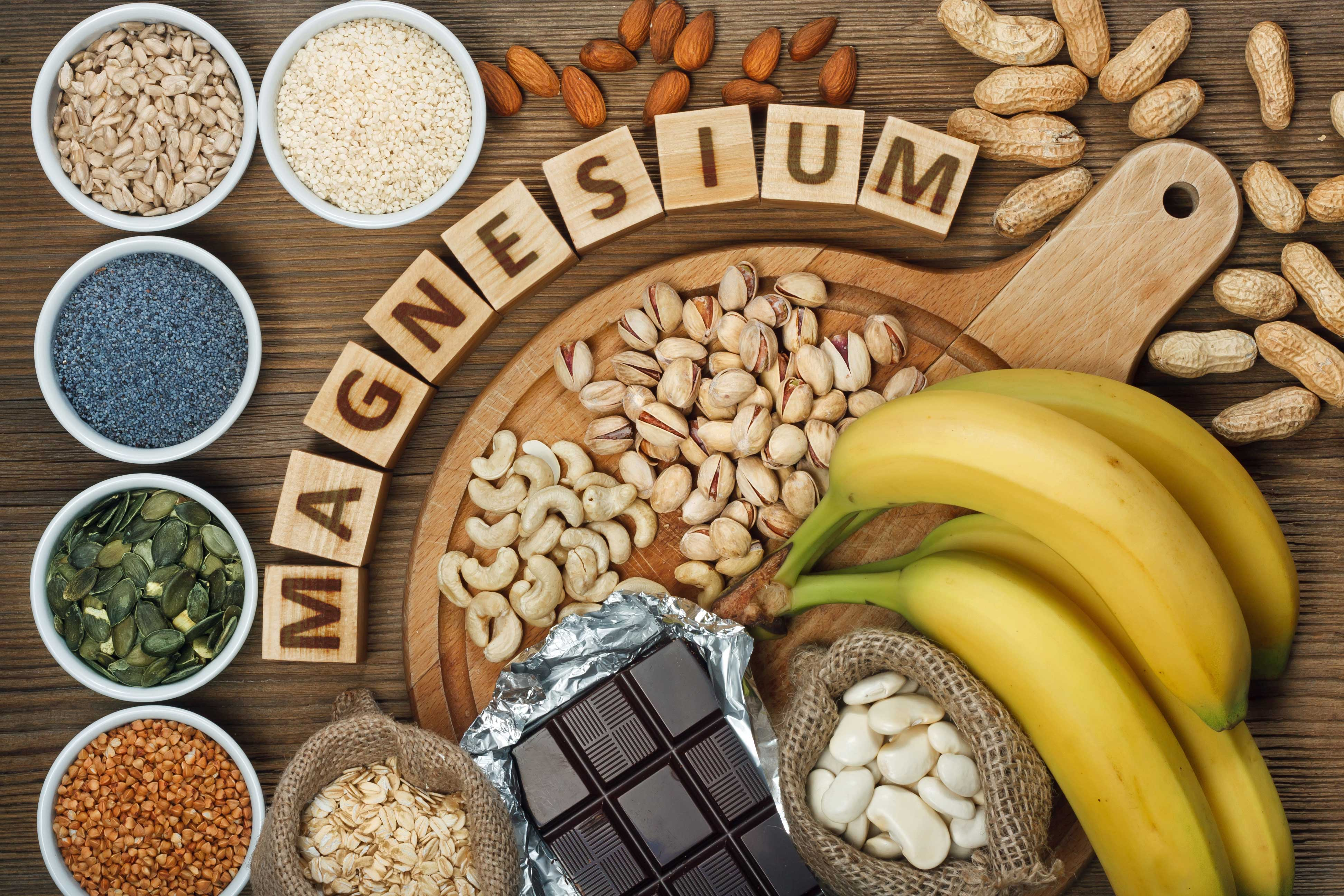 Magnesium | Rich Foods, Benefits, Deficiency, Supplements
