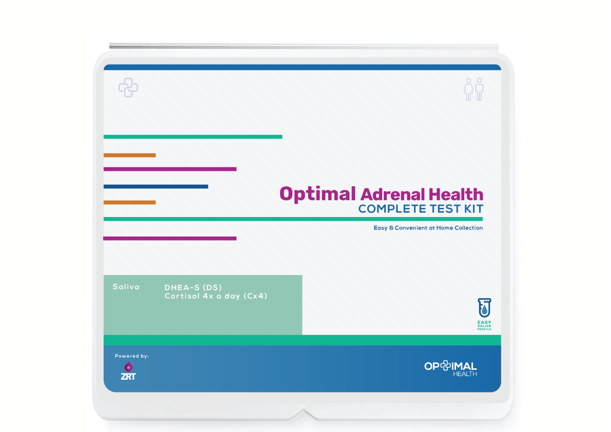 Adrenal Health At Home Test