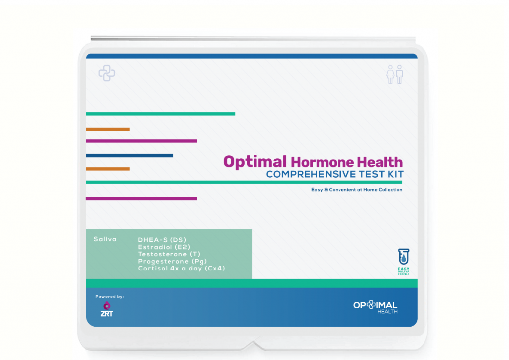 Comprehensive Hormone At Home Test Kit
